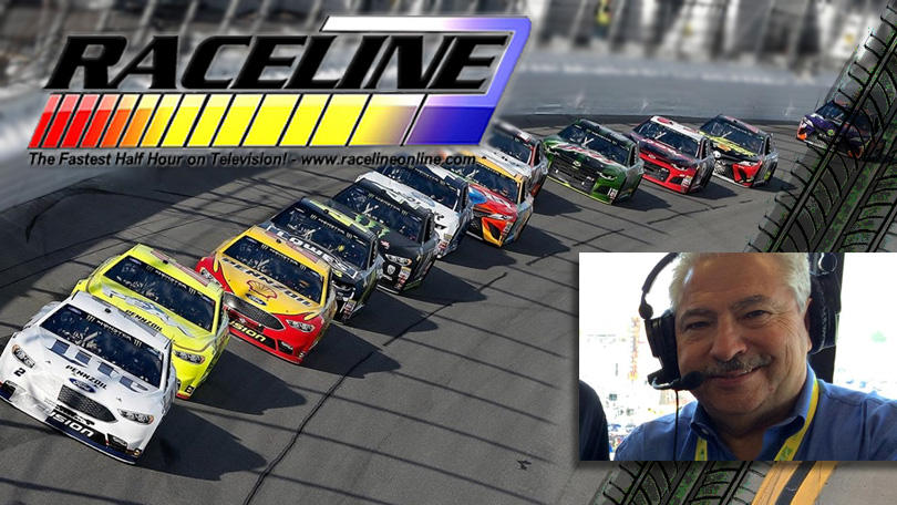Raceline with host Joe Moore