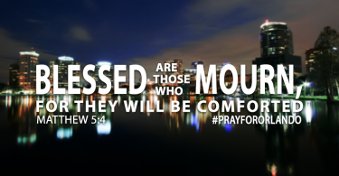Blessed Mourn Orlando Slide launch