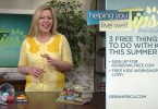 Living Well With Sarah Roe – Free Summer Kid Activities