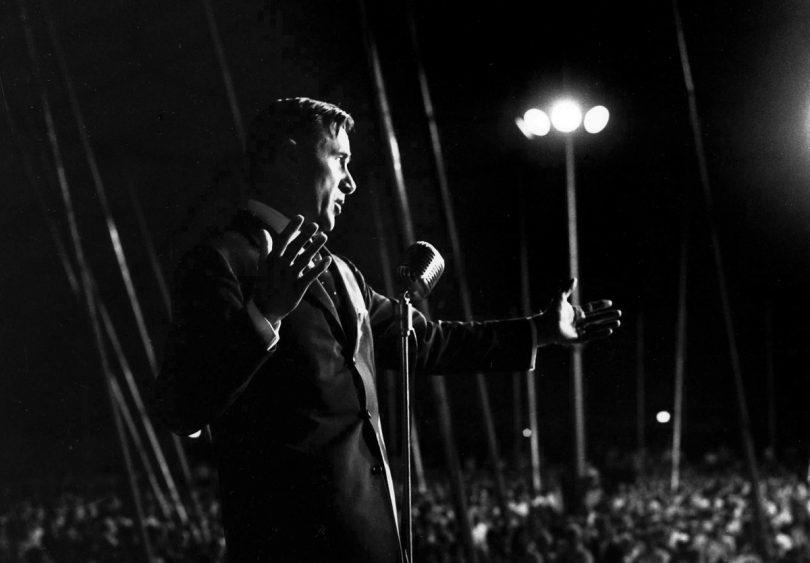 Oral Roberts Tent Crusade 1959