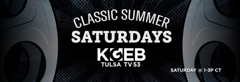 Classic Summer Saturdays - Saturday at 1-3pm CT