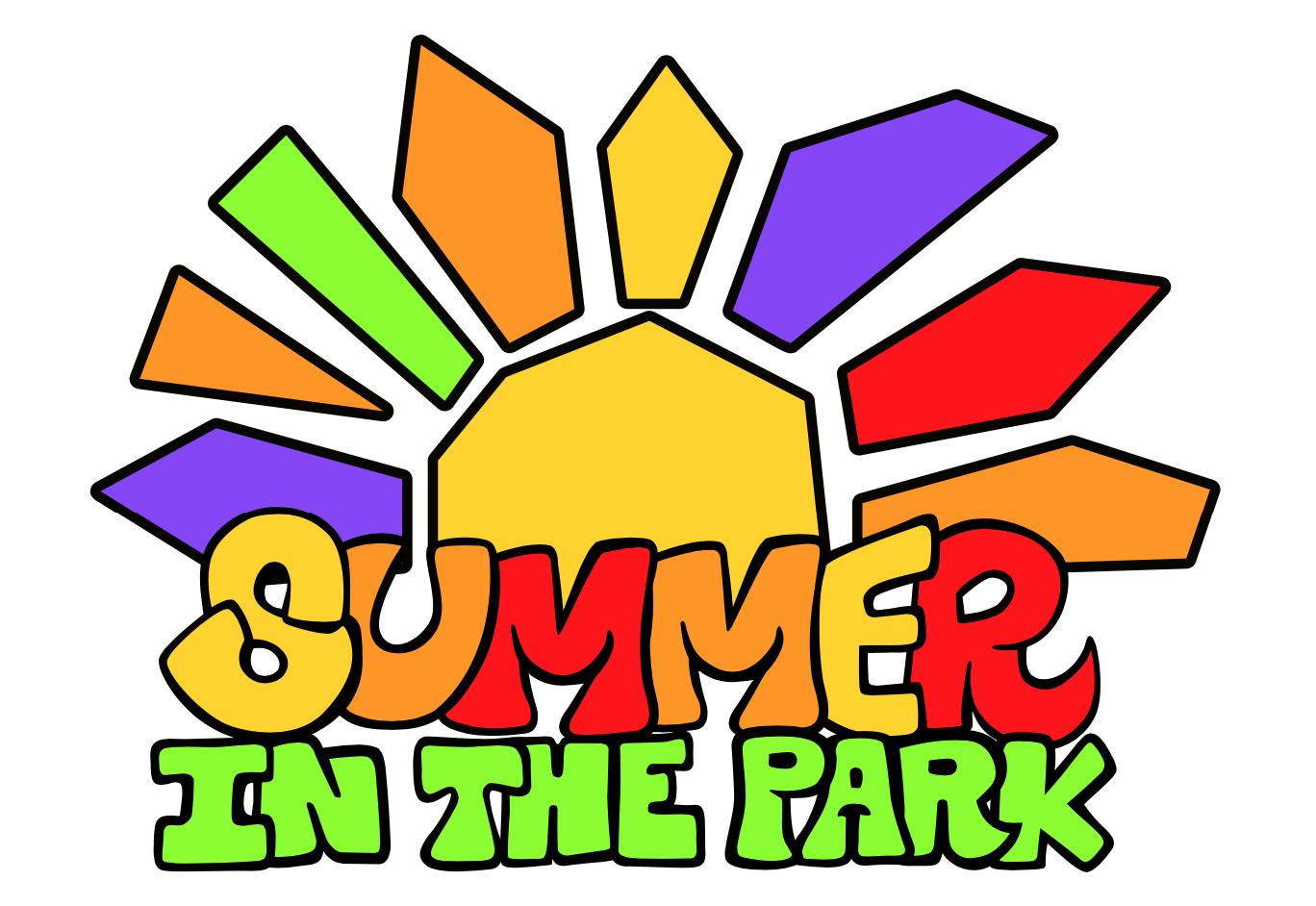 Summer In The Park - Jenks