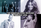 Top Christian Music Releases for February 2020