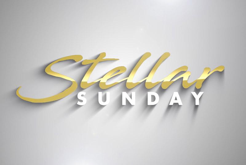 Stellar Sunday