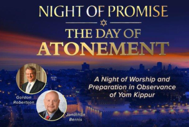 A Night of Promise: The Day of Atonement